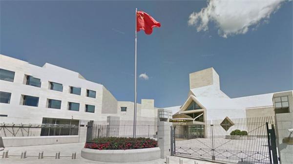 突发!暗藏多少玄机?中国驻以色列大使不幸离世!1