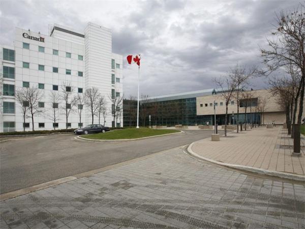 风波不断!破8万例!加拿大P4实验室负责人突然辞职!4