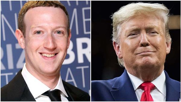 没拉黑特朗普!Facebook扎克伯格遭自家员工反对!11