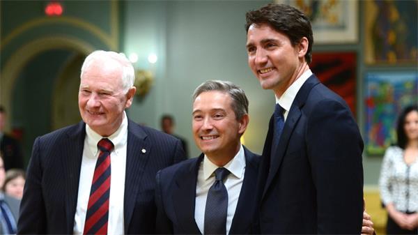 震惊!加拿大外长商鹏飞被指两处房产从中资银行贷款2