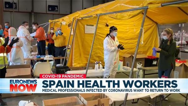 西班牙废水中检出新冠病毒!早中国暴发9个月!7