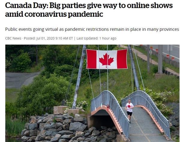 加拿大喜迎特殊国庆日!特鲁多在农场做义工!皇室成员视频庆祝!6