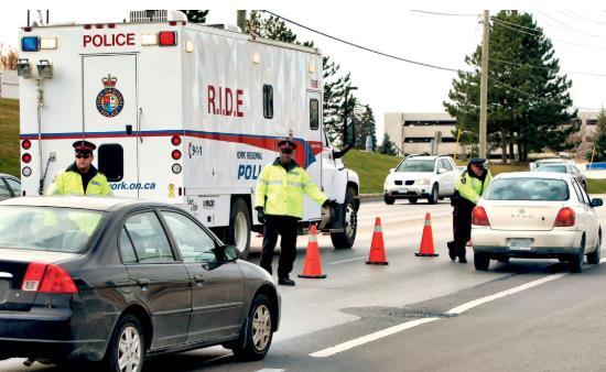 史上最严!约克区12小时内竟有6名司机涉不清醒驾驶被捕!5