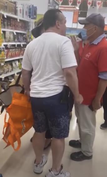 多伦多各地强制戴口罩!这人超市不戴口罩还大吼种族歧视言论!5