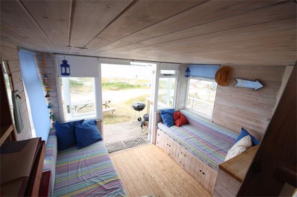"""""""宅度假""""英国新风尚!天价小木屋成为英国史上最贵的海滩小屋!4"""