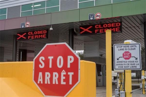 扎心了老铁们!加拿大放宽加美边境限制,只许美国大一学生入境1