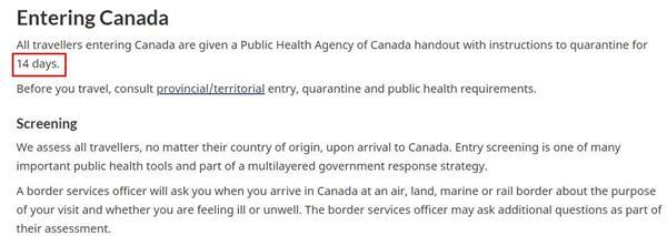 公民日长周末哪些场所开门?CBSA提醒禁止跨国旅游5