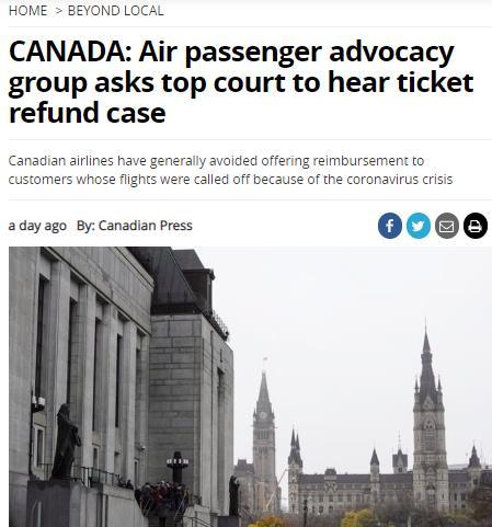 乘客维权!航空公司血亏也不能只发代用券!5