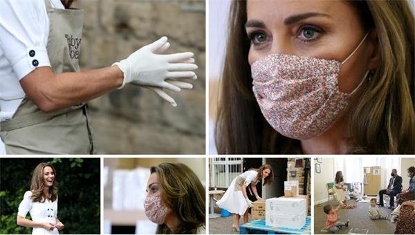 镶3600颗钻!打造150万美元的超豪华口罩为哪般?3