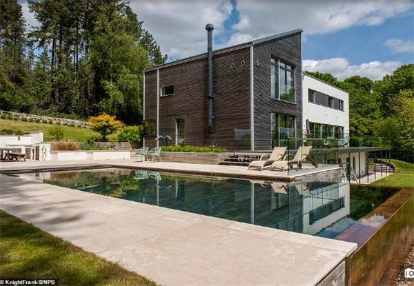 4天建成的豪宅!四年后,房价涨了330万英镑!1