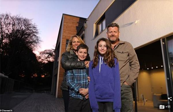 4天建成的豪宅!四年后,房价涨了330万英镑!2