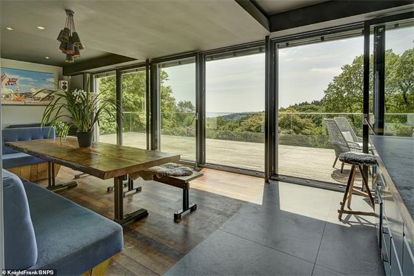 4天建成的豪宅!四年后,房价涨了330万英镑!5