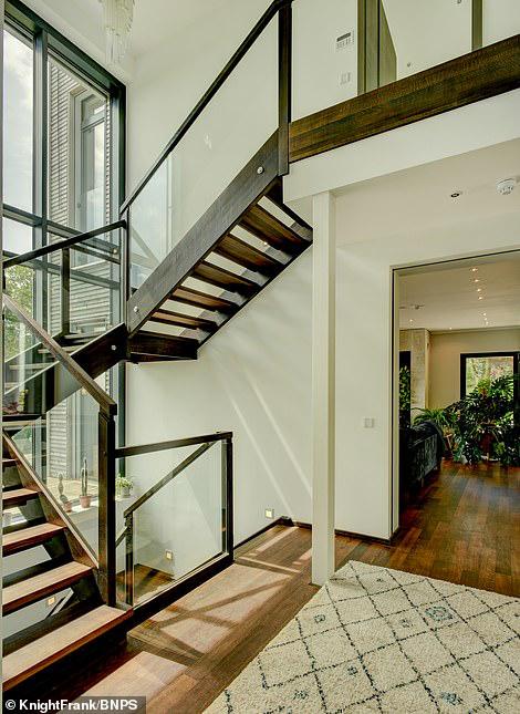 4天建成的豪宅!四年后,房价涨了330万英镑!8