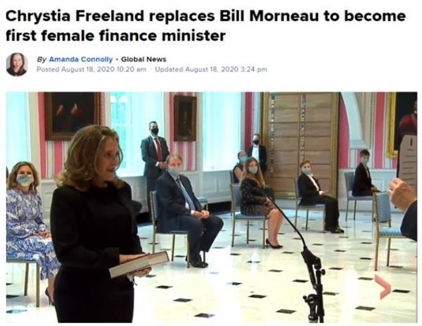 给力!加拿大新任女财长宣布CERB后370亿新福利!5