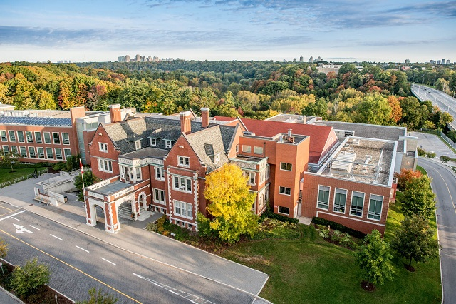 多伦多 私校 Toronto French School