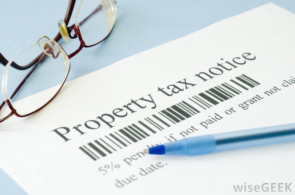 加拿大置业 地税 房产税