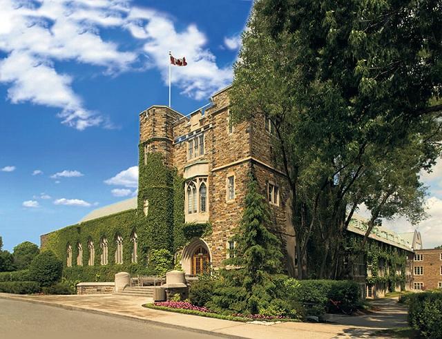 大多著名私校  Havergal College