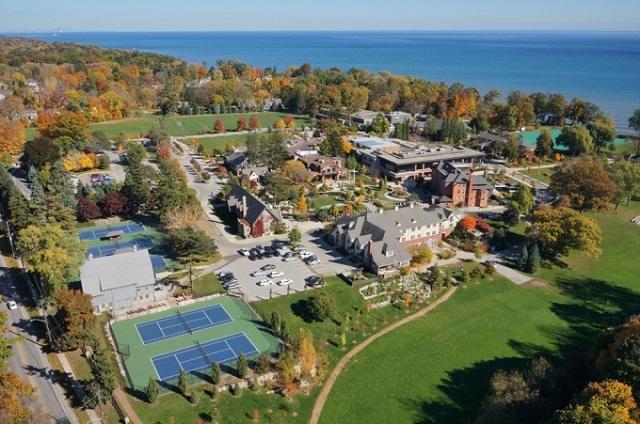 大多著名私校 Appleby College