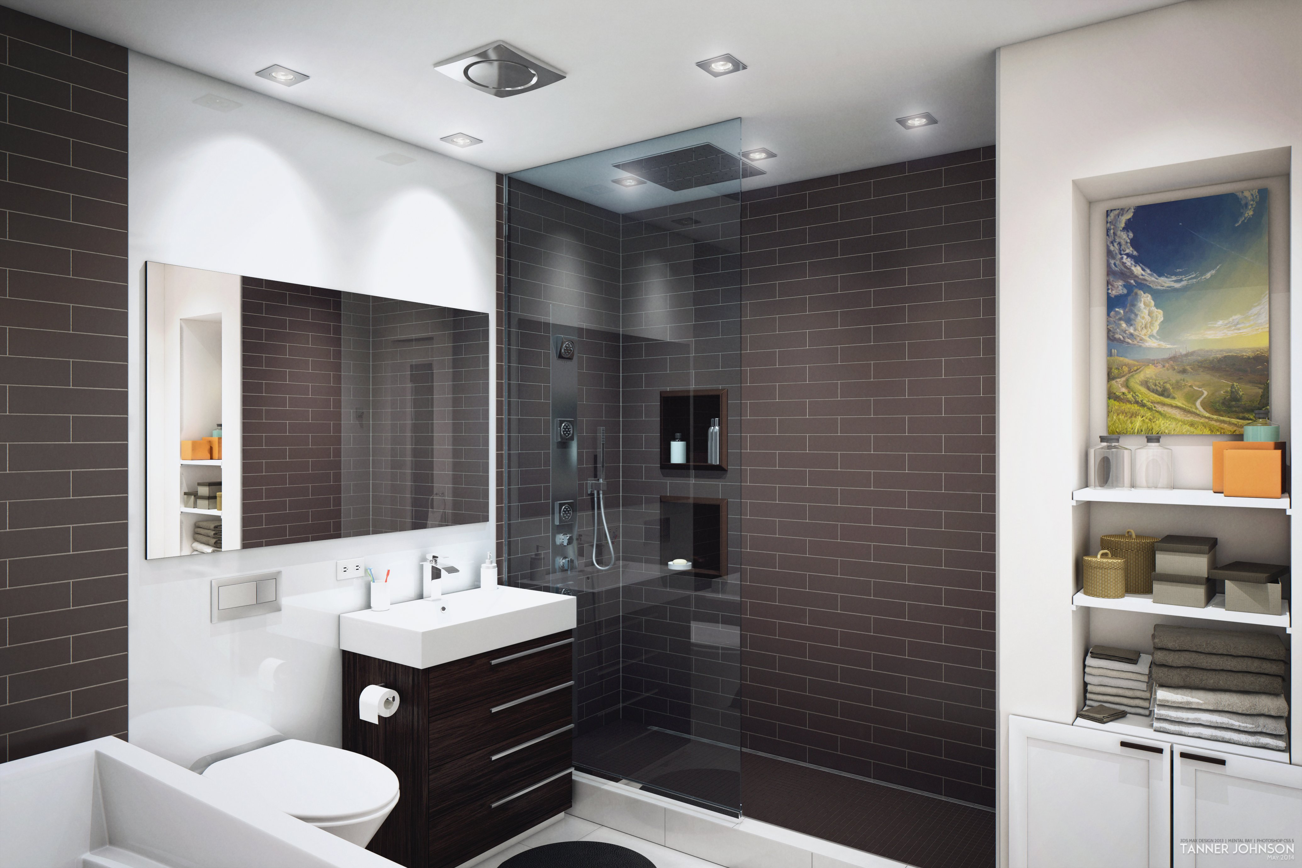 加拿大房产-室内室外-浴室-ehouse411