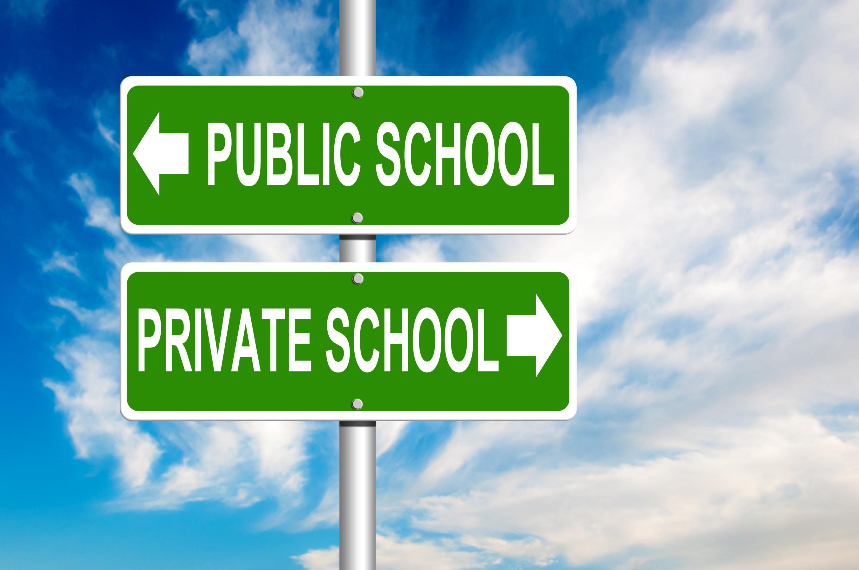 加拿大 学校 公立 私立 对比