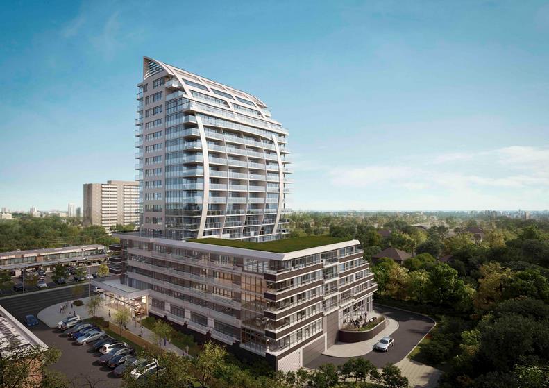 中国开发商 多伦多公寓 加拿大房地产 SAIL Condos