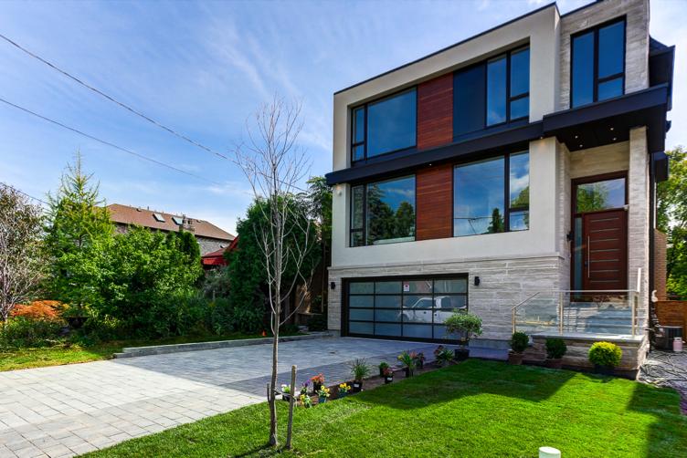 建筑 多伦多 房地产开发商 房屋 翻建