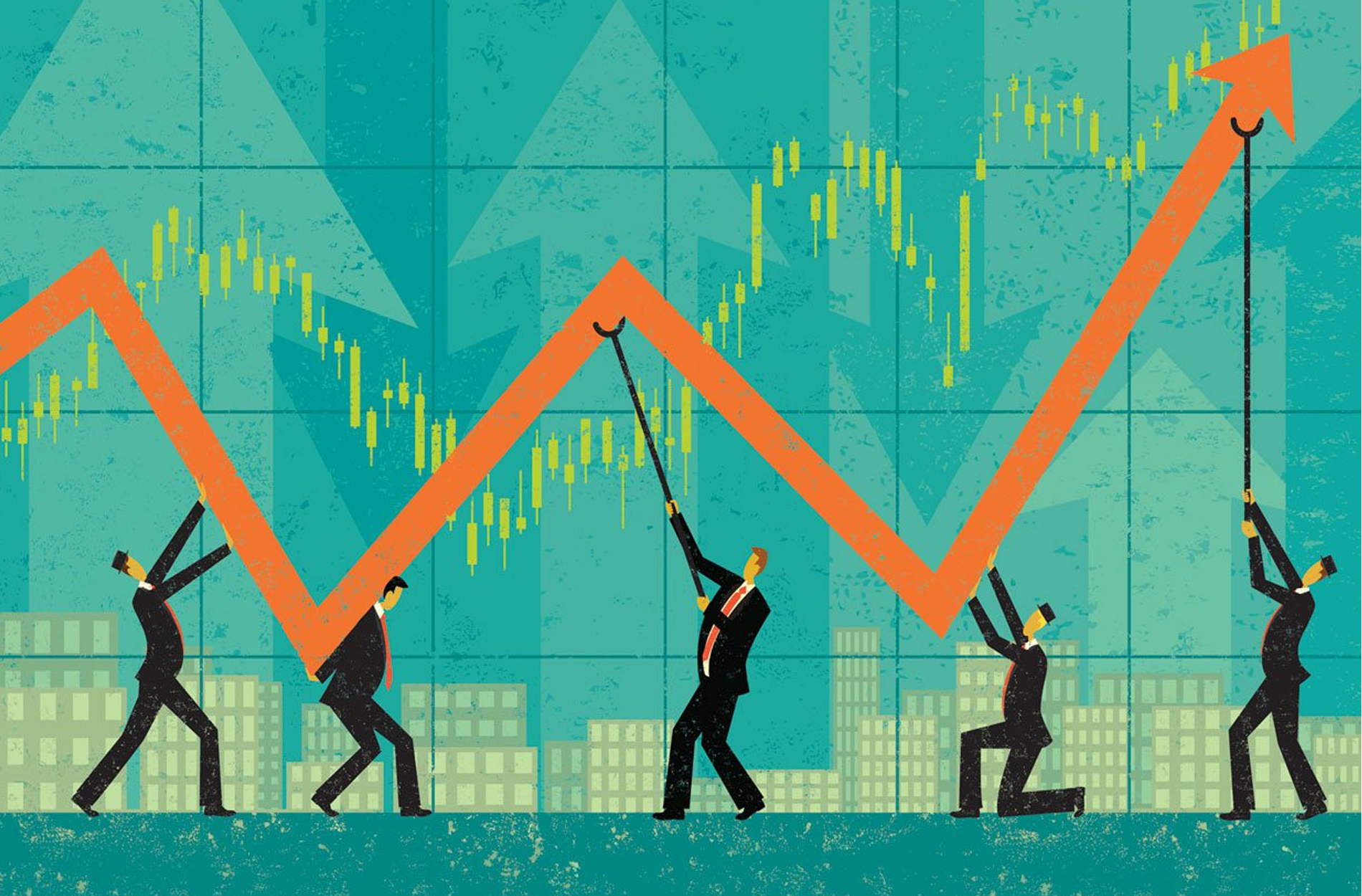 金融投资市场 美国 股票市场 历史新高
