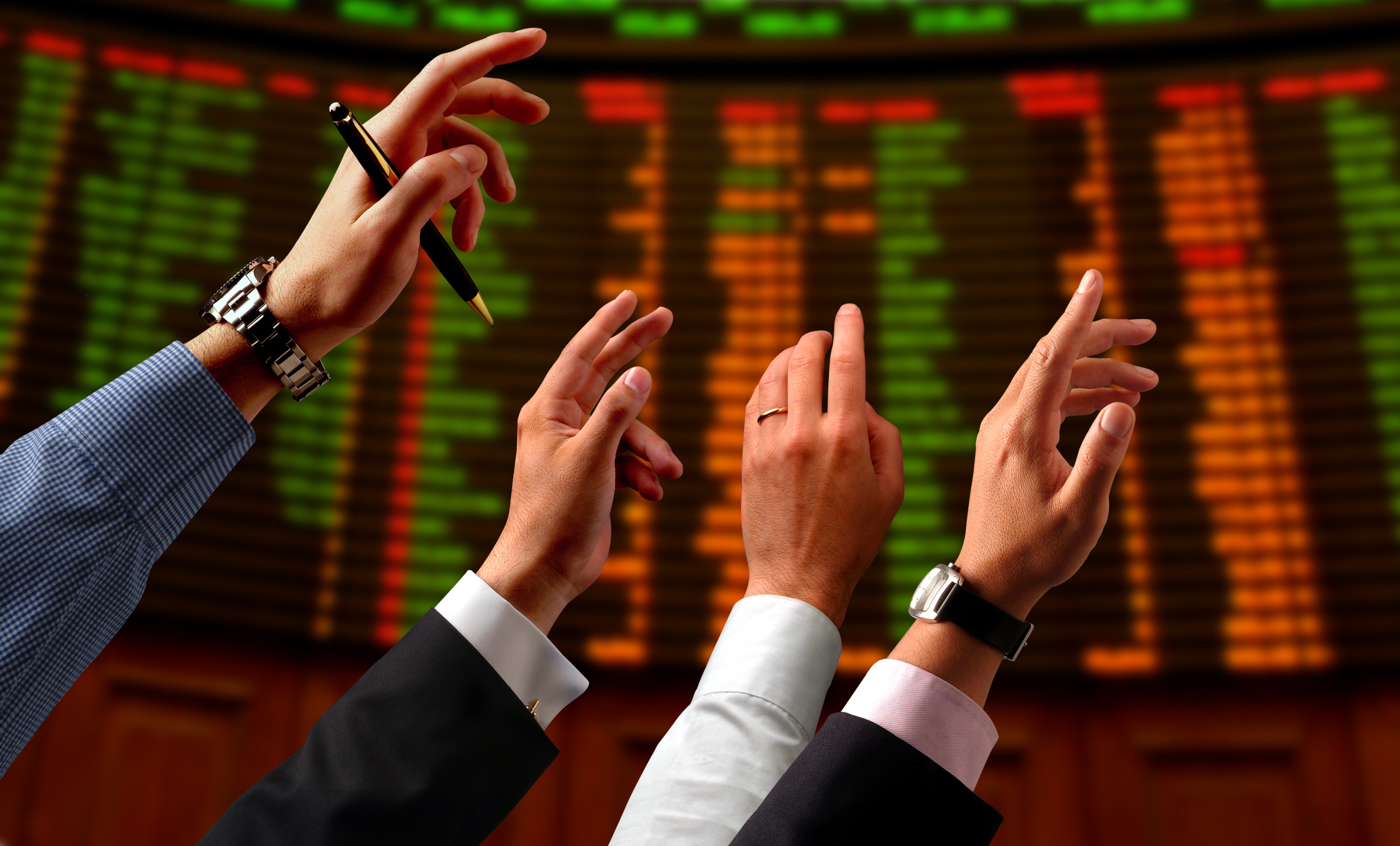 sto金融投资市场 美国 股票市场 历史新高