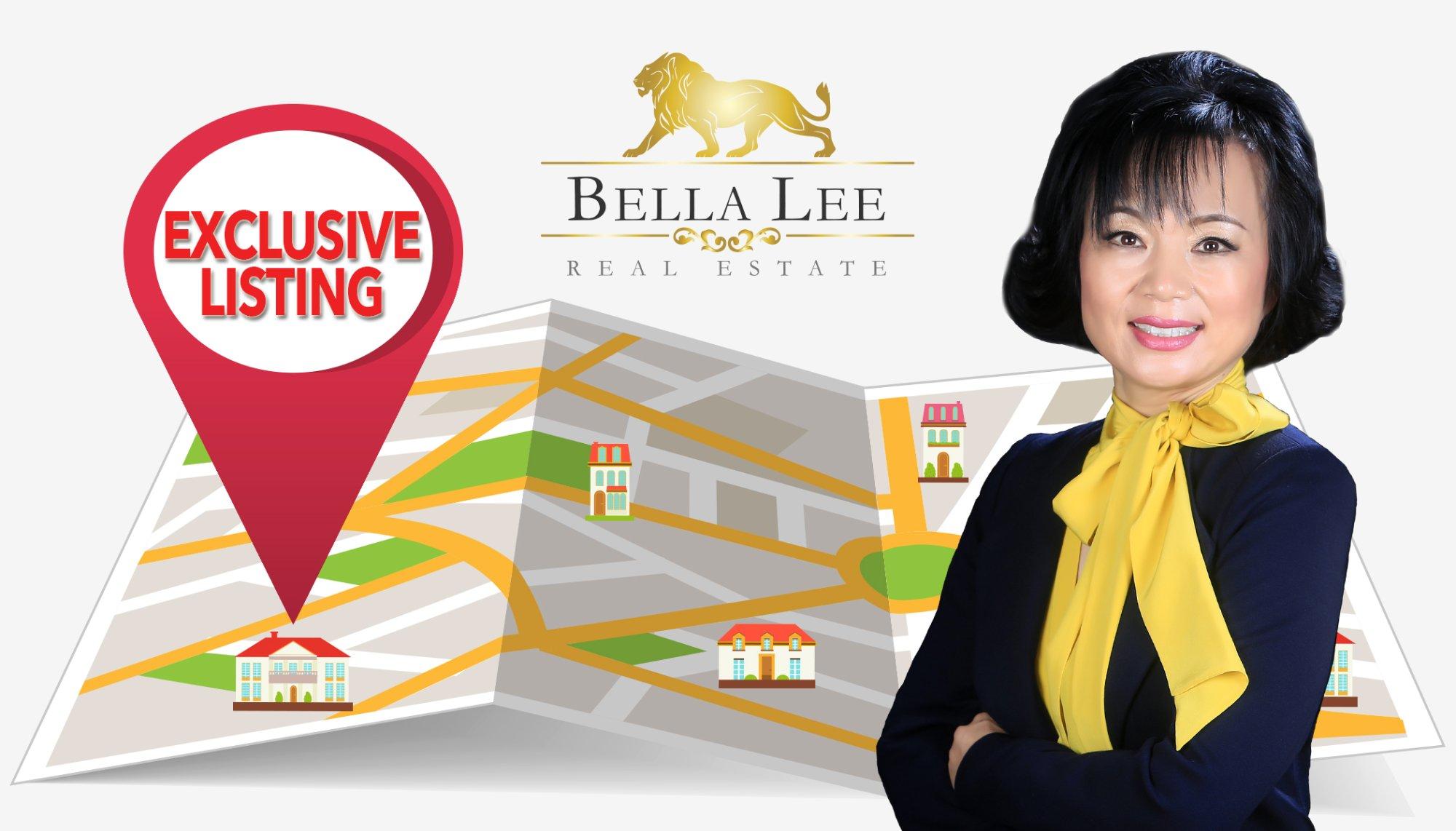 多伦多 卖房 Bella Lee  信心 加拿大地产经纪