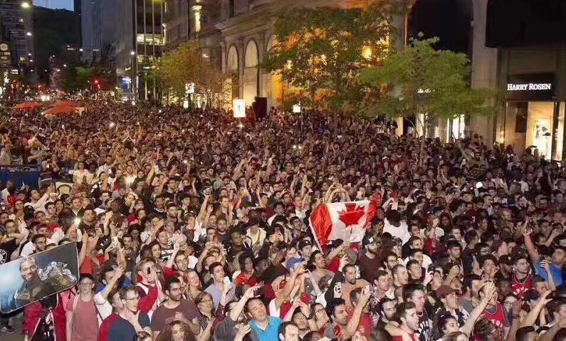 就在明天!多伦多猛龙胜利大游行