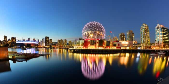加拿大三个城市跻身于世界十大宜居城市之列
