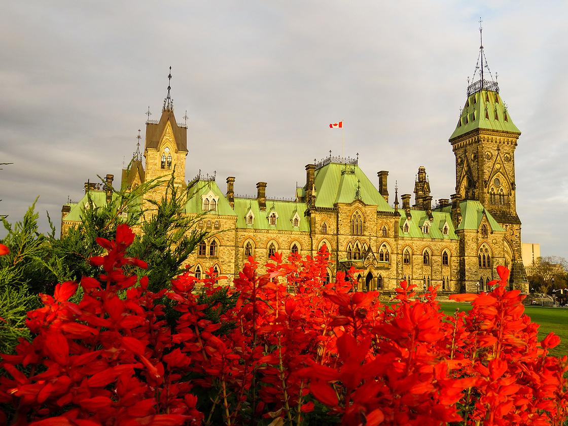 震撼!加拿大的秋天这么过最美!