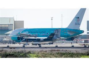 法国A-380向湖北运送医疗物资,返程再撤数十侨民