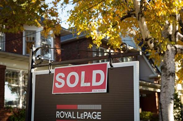 连续3个月创新高!加拿大9月房屋销量飙升45.6%1