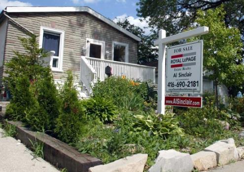 仅剩9个!多伦多中位价不足百万的独立屋仅剩这些社区1