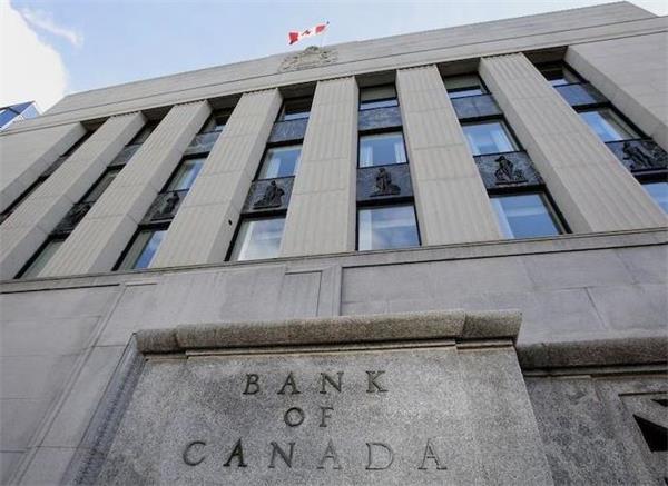 加拿大央行宣布利率0.25%不变!加元、股市大幅下跌1