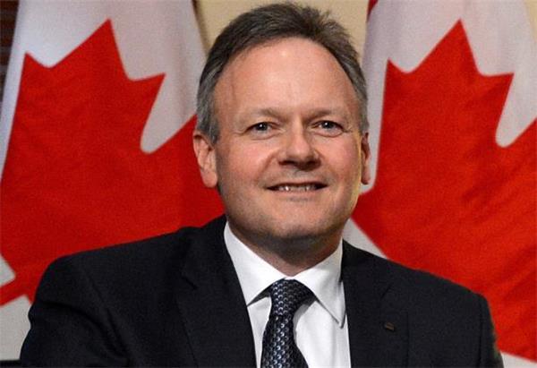 加拿大央行宣布利率0.25%不变!加元、股市大幅下跌5