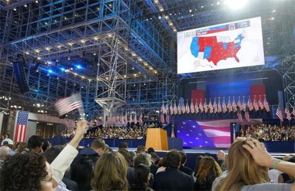 多地爆发示威游行!美国大选得民众票多者未必最后胜出9