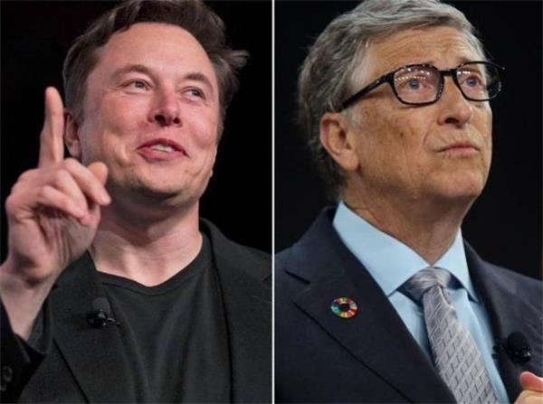 全球第二大富豪!有争议的马斯克身家一跃超过比尔·盖茨4