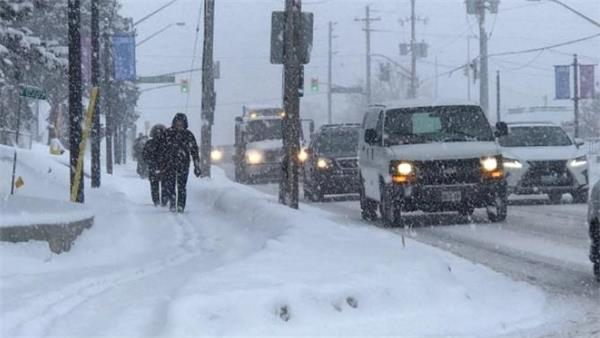 雨雪交加!当心,不及时铲雪将面临高额罚款1
