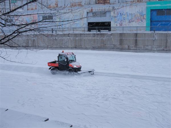 雨雪交加!当心,不及时铲雪将面临高额罚款5