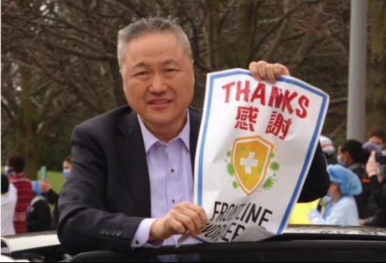 陆炳雄参加士嘉堡爱静阁选区多伦多市议员补选3
