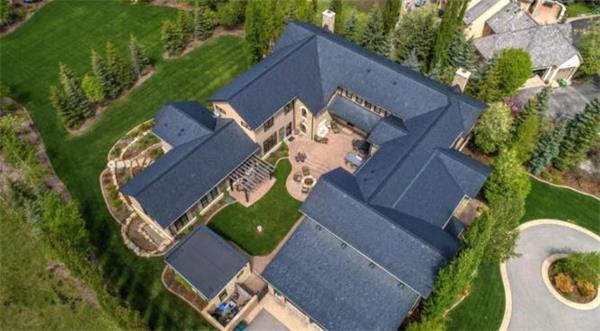 全球影迷热捧!莱昂纳多拍《荒野猎人》住过的豪宅将被拍卖6