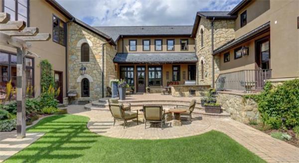 全球影迷热捧!莱昂纳多拍《荒野猎人》住过的豪宅将被拍卖7