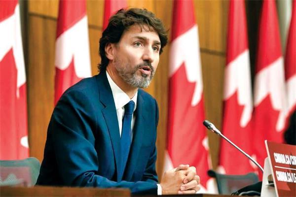 2021新年伊始!加拿大总理特鲁多发表新年贺词!1
