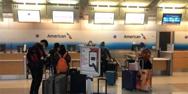 6岁女孩妈妈大闹美国机场!海外小伙伴回家过年路漫漫8