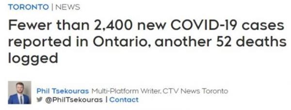 当心邮件快递传播风险!加拿大邮政员工确诊近200例!1