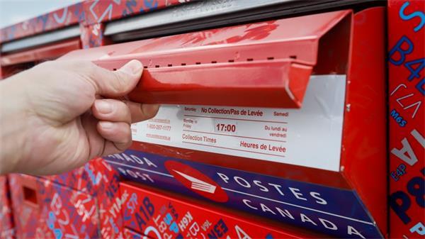 当心邮件快递传播风险!加拿大邮政员工确诊近200例!6