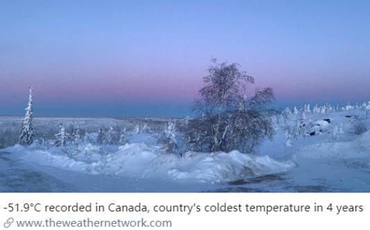 加拿大全境遭遇极寒天气!注意房屋保暖!谨防水管爆裂5