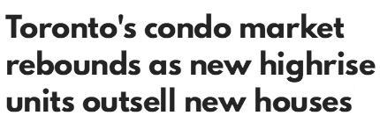 大多地区公寓销量创两年来最高纪录!均价暴涨!原来是这些原因3